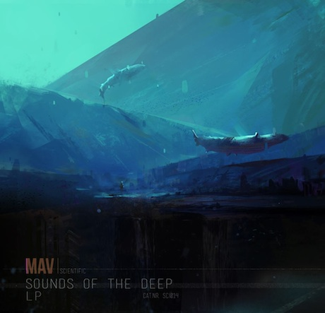 Sounds of the Deep LP(460)