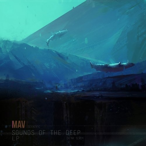 Sounds of the Deep LP New